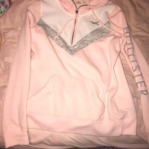 Girls Hollister Track Jacket